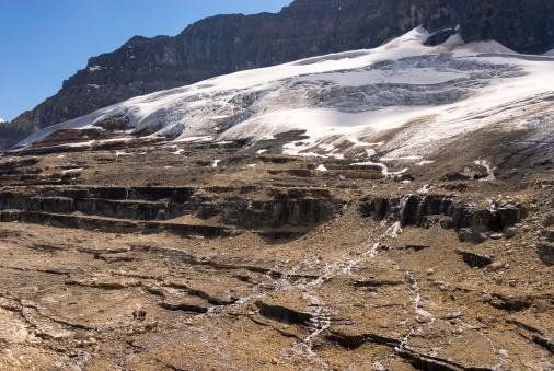 Yoho National Park「Emerald Glacier」:スマホ壁紙(2)