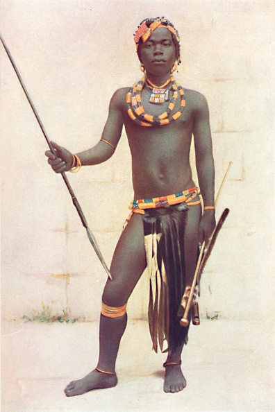 Photography「A Zulu Warrior」:写真・画像(13)[壁紙.com]