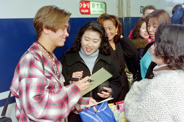 Three Quarter Length「Take That in Japan 1993」:写真・画像(7)[壁紙.com]
