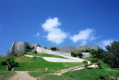Castle「Katsuren gusuku castle ruins, Okinawa Prefecture, Japan」:スマホ壁紙(8)