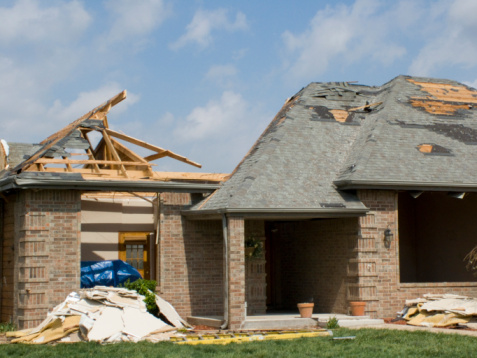 God「Tornado Damaged Home-Nixa, Missouri」:スマホ壁紙(11)