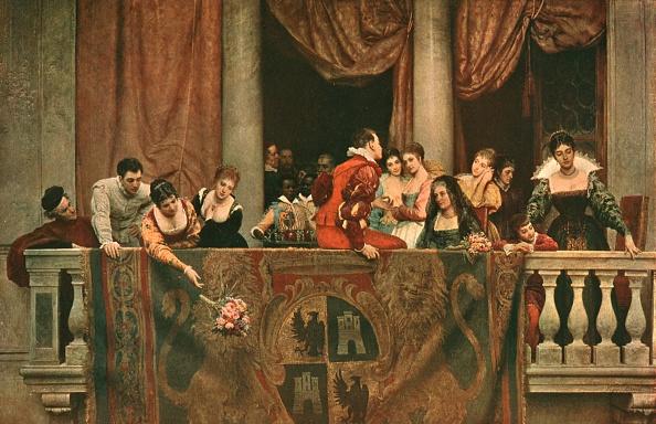 Renaissance「Balcony Scene At The Carnival」:写真・画像(15)[壁紙.com]