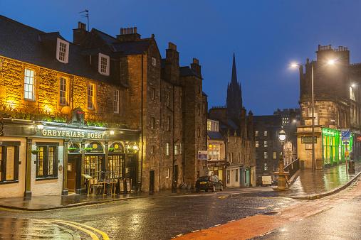 Scotland「Greyfriars Pub, candlemaker row」:スマホ壁紙(11)