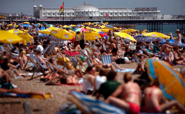 Heat - Temperature「Hottest Day Of The Year Forecast」:写真・画像(14)[壁紙.com]