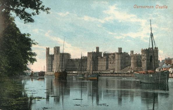 Light Effect「Carnarvon Castle」:写真・画像(4)[壁紙.com]
