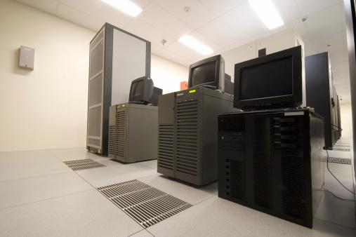Data Center「IBM Metaframes」:スマホ壁紙(4)