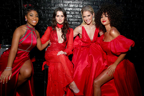 Getty Images「The American Heart Association's Go Red for Women Red Dress Collection 2020 - Backstage」:写真・画像(17)[壁紙.com]