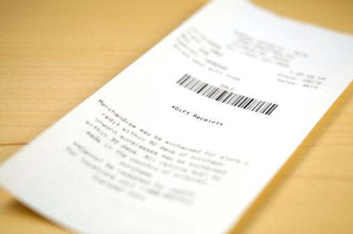 Single Word「gift receipt」:スマホ壁紙(14)