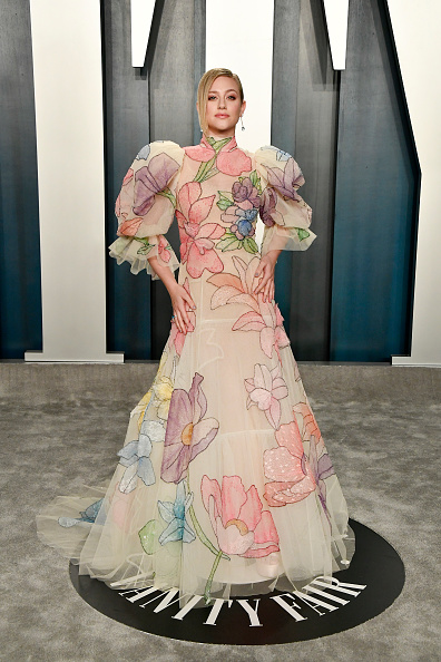 Pastel「2020 Vanity Fair Oscar Party Hosted By Radhika Jones - Arrivals」:写真・画像(4)[壁紙.com]