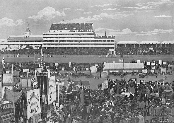 1890-1899「Derby Day At Epsom」:写真・画像(15)[壁紙.com]