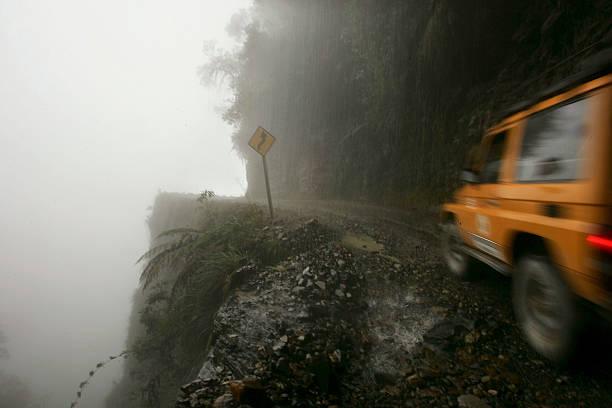 The World's Most Dangerous Road:ニュース(壁紙.com)