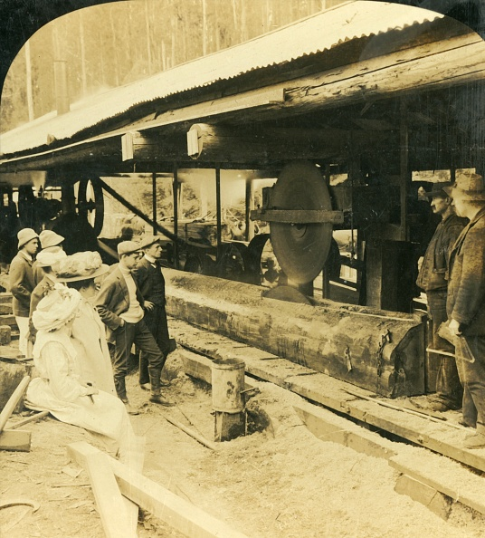 Lumber Industry「The Timber Industry」:写真・画像(6)[壁紙.com]