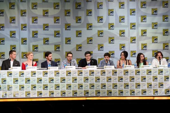"Emilie De Ravin「ABC's ""Once Upon A Time"" Panel - Comic-Con International 2014」:写真・画像(4)[壁紙.com]"