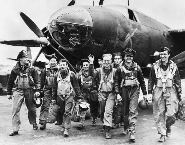 Air Force「D-Day Bombers」:写真・画像(2)[壁紙.com]