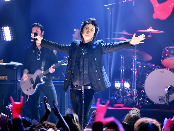 Rock Music「Dick Clark's New Year's Rockin' Eve with Ryan Seacrest 2020 - Hollywood Party Performances」:写真・画像(5)[壁紙.com]
