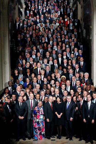 Paris - France「21st Session Of Conference On Climate Change COP21 : Day 5  In Paris」:写真・画像(13)[壁紙.com]