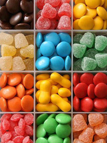 Gummi candy「Multicolored candy」:スマホ壁紙(0)