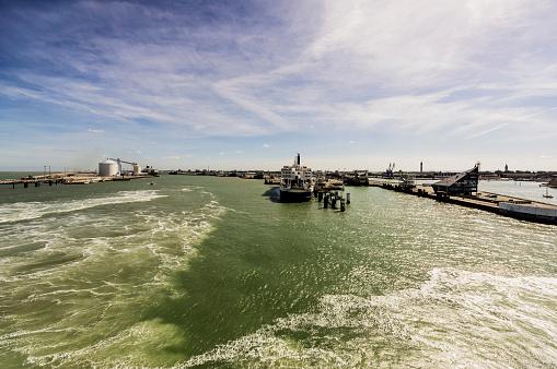 Calais「France, Calais, harbour city」:スマホ壁紙(7)