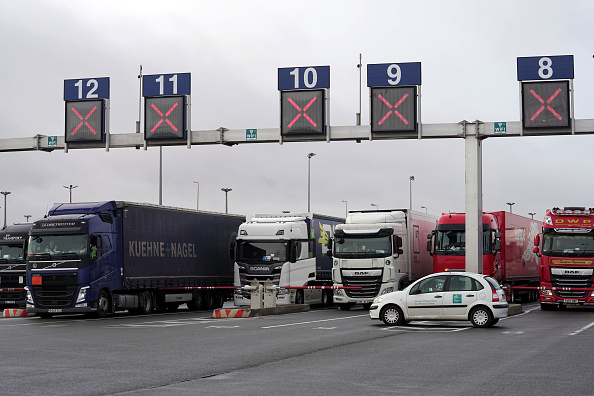 Calais「France And UK In Talks To Restart Freight Travel After Abrupt Ban」:写真・画像(13)[壁紙.com]