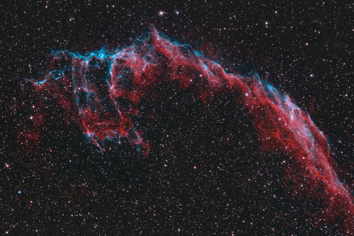 Supernova「NGC 6992, The Eastern Veil Nebula.」:スマホ壁紙(18)