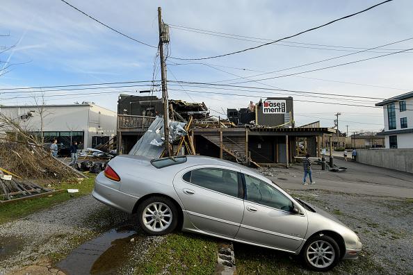 Nashville「Over 20 Dead After Tornadoes Roar Across Tennessee, Including Nashville」:写真・画像(14)[壁紙.com]