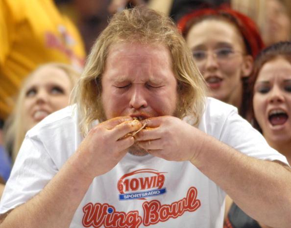 Chicken Wing「Philadelphia Hosts The 17th Annual Wing Bowl」:写真・画像(3)[壁紙.com]