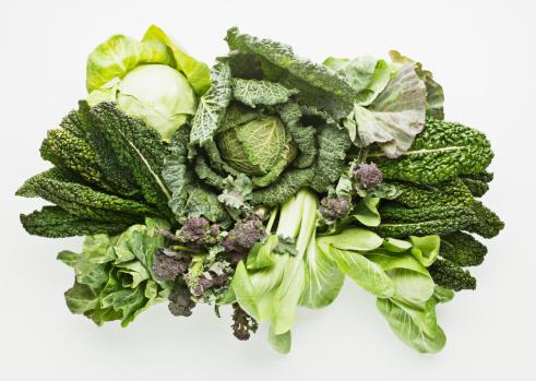 Leaf Vegetable「Variety of green vegetables」:スマホ壁紙(2)