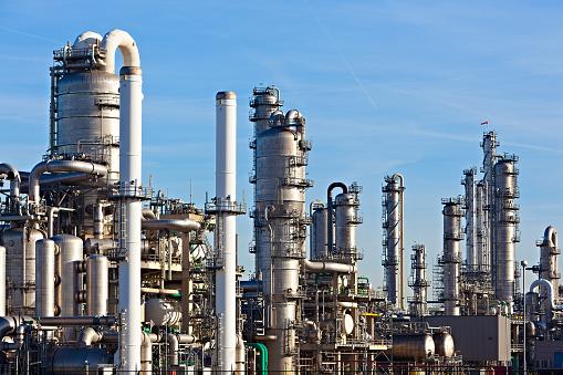 Intricacy「Petrochemical industry」:スマホ壁紙(9)