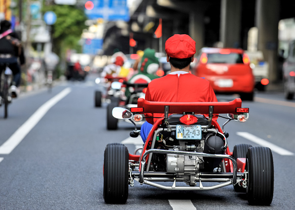 Tokyo - Japan「Real Mario Kart In Tokyo」:写真・画像(18)[壁紙.com]
