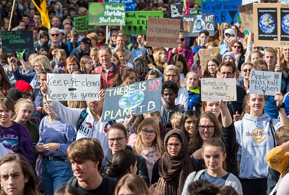 Strike - Protest Action「Global Climate Strike: Frankfurt」:写真・画像(15)[壁紙.com]