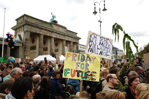 Strike - Protest Action「Global Climate Strike: Berlin」:写真・画像(17)[壁紙.com]