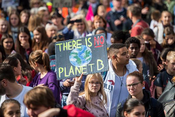 Strike - Protest Action「Global Climate Strike: Frankfurt」:写真・画像(5)[壁紙.com]
