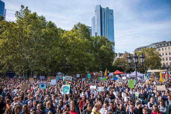 Strike - Protest Action「Global Climate Strike: Frankfurt」:写真・画像(16)[壁紙.com]