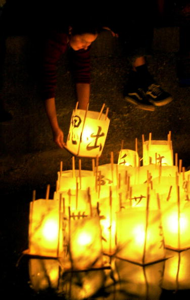 Floating Candle「From Hiroshima to Hope」:写真・画像(3)[壁紙.com]