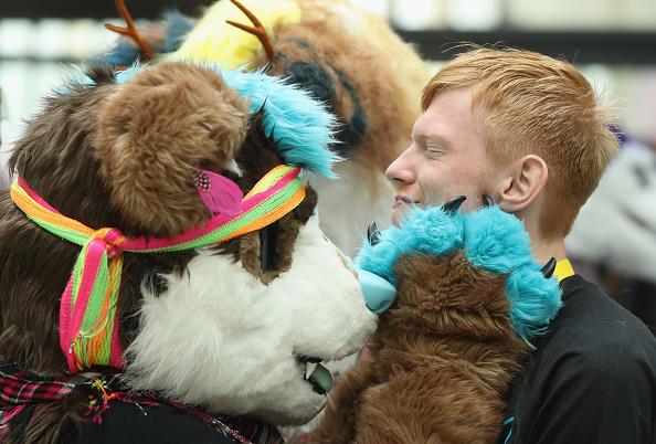 Animal Hair「Eurofurence 2016 Furries Gathering」:写真・画像(6)[壁紙.com]