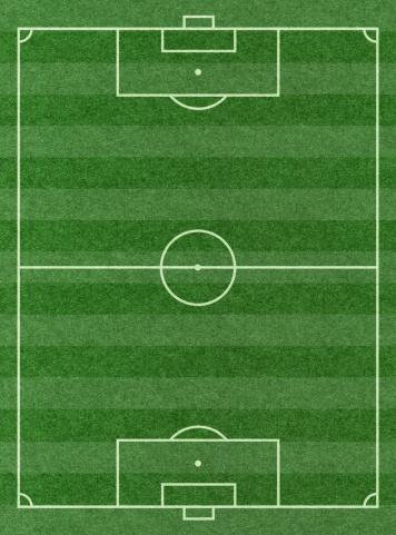 Corner Marking「Soccer Football Pitch background textured」:スマホ壁紙(13)