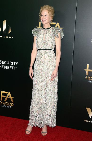 Silver Shoe「20th Annual Hollywood Film Awards - Arrivals」:写真・画像(3)[壁紙.com]