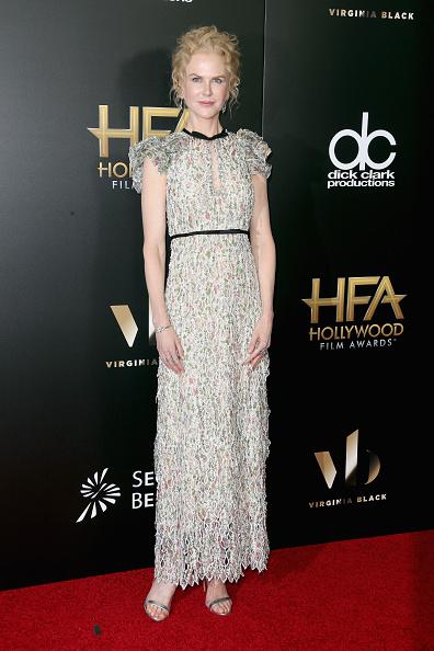 Silver Shoe「20th Annual Hollywood Film Awards - Arrivals」:写真・画像(2)[壁紙.com]