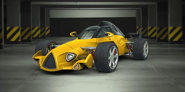 Hot Rod Car「race car」:スマホ壁紙(14)