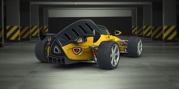 Hot Rod Car「race car」:スマホ壁紙(11)