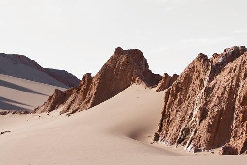 Rock Formation「Landscapes of the Atacama desert」:スマホ壁紙(2)