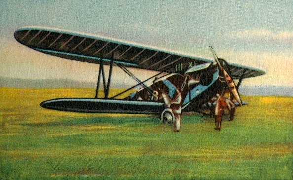 Business Finance and Industry「Heinkel Hd 39 Cargo Plane」:写真・画像(19)[壁紙.com]