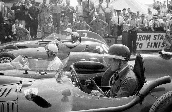 1950-1959「British Grand Prix 1958」:写真・画像(9)[壁紙.com]