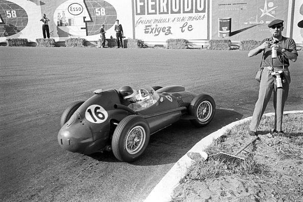Spa「Mike Hawthorn, Grand Prix Of Belgium」:写真・画像(13)[壁紙.com]