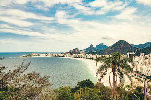 South America「Copacabana Beach, Rio de Janeiro」:スマホ壁紙(12)