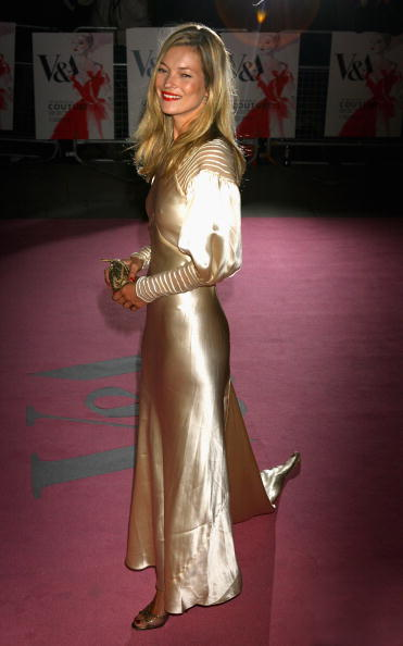 Gold Colored「The Golden Age Of Couture - Arrivals」:写真・画像(14)[壁紙.com]