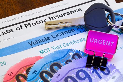 Insurance「Applying for UK Road Tax」:スマホ壁紙(9)