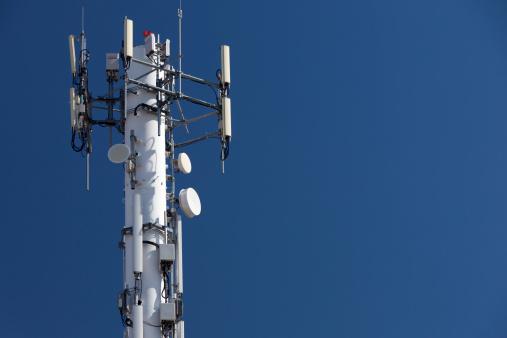 Radio Wave「Cell Phone Tower」:スマホ壁紙(13)