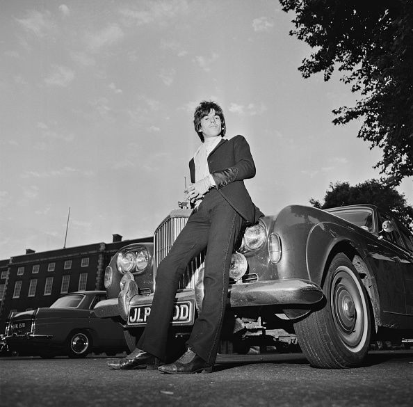 Bentley「Keith Richards Released On Bail」:写真・画像(2)[壁紙.com]