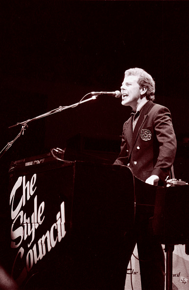 Three Quarter Length「Mick Talbot On The Red Wedge Tour」:写真・画像(12)[壁紙.com]